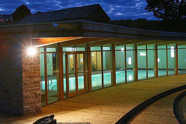 Helsbury Park Swimming Pool