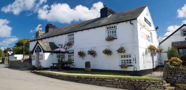 old inn st breward