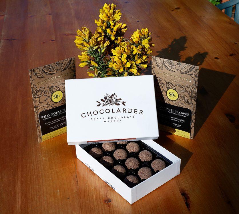 helsbury chocolarder welcome pack