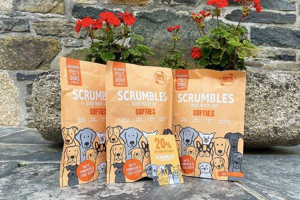 scrumbles dog treats